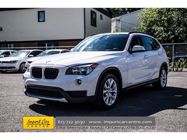 2013 BMW X1 3.5i PRICE REDUCED!!  CALL. in Ottawa, Ontario