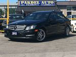 2012 Mercedes-Benz C-Class C300 4MATIC*ACCIDENT FREE*AMG PKG*NAVI*CAMERA*P in Toronto, Ontario