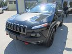 2015 Jeep Cherokee LOADED 'TRAIL-HAWK' EDITION 5 PASSENGER 4X4.. 3 in Bradford, Ontario