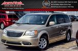 2011 Chrysler Town and Country Touring CleanCarProof Entertain Pkg Sunroof Nav Rear Cam 16Alloys  in Thornhill, Ontario