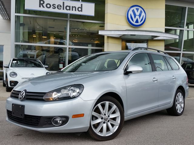 2013 Volkswagen Golf Highline in Burlington, Ontario