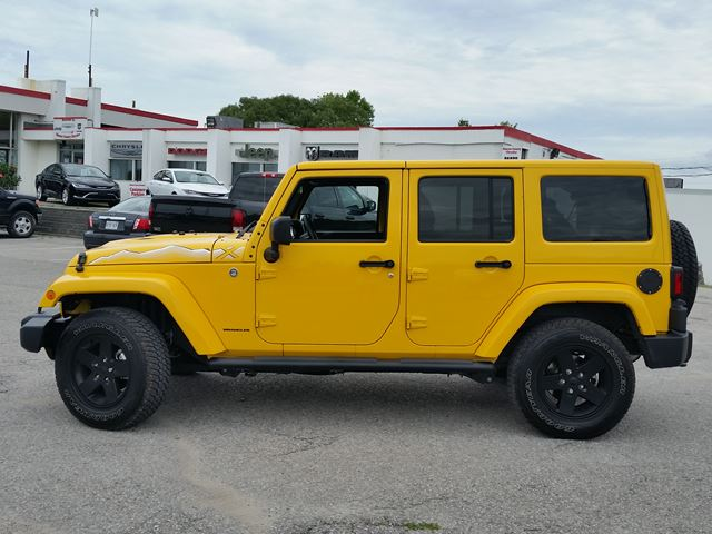 used 2015 jeep wrangler unlimited wrangler x orillia wheels. Cars Review. Best American Auto & Cars Review