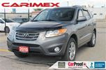 2010 Hyundai Santa Fe Limited 3.5   Leather   Sunroof   CERTIFIED in Kitchener, Ontario