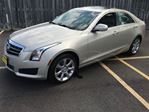 2013 Cadillac ATS Luxury, Automatic, Navigation, Leather, Sunroof, A in Burlington, Ontario