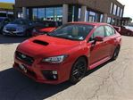 2015 Subaru Impreza STi AWD WITH SUNROOF, WING SPOILER, LEATHER/CLOTH in Milton, Ontario