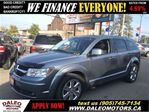 2009 Dodge Journey SXT  7 SEATER V6 NO CREDIT CHECK LEASES in Hamilton, Ontario