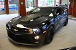 2014 Chevrolet Camaro ZL1 BLACK ON BLACK VERY LOW KM GORGEOUS FINANCE AVAILABLE in Edmonton, Alberta