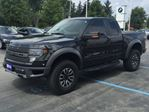 2014 Ford F-150 SVT RAPTOR 6.2L 8 CYL AUTOMATIC 4X4 SUPERCAB in Middleton, Nova Scotia