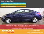 2014 Hyundai Elantra GL 1.8L 4 CYL 6 SPD MANUAL FWD 4D SEDAN in Middleton, Nova Scotia