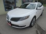 2014 Lincoln MKS LOADED AWD 5 PASSENGER 3.7L - V6 ENGINE.. LEATH in Bradford, Ontario