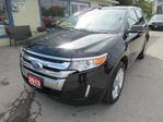 2013 Ford Edge LOADED LIMITED EDITION 5 PASSENGER 3.5L - V6..  in Bradford, Ontario