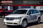2016 Dodge Journey New Car CVP Dual Climate Cntrl Keyless_Go Cruise Cntrl. Power Opts. in Thornhill, Ontario