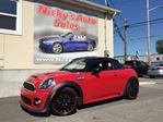 2013 MINI Cooper S, TURBO, JOHN COOPER WORKS, COUPE, MANUAL! $0 DOWN $152 BI-WEEKLY! in Ottawa, Ontario