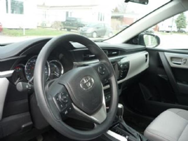 2015 toyota corolla le eco cvt upgraded package. Black Bedroom Furniture Sets. Home Design Ideas