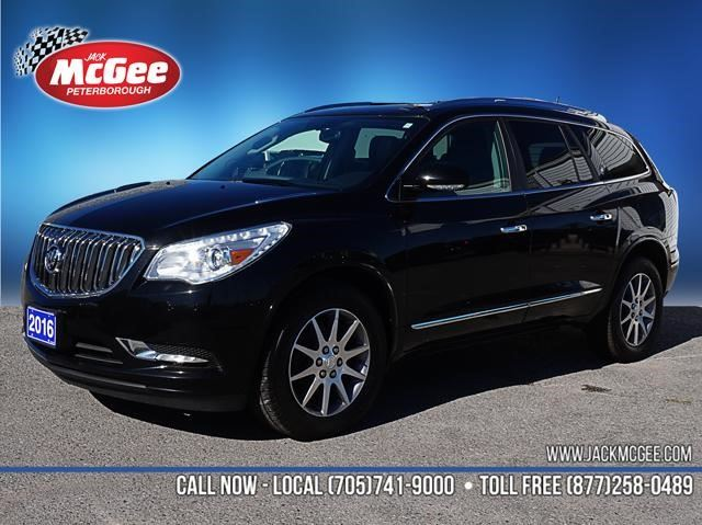2016 BUICK ENCLAVE Leather in Peterborough, Ontario