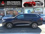 2016 Mitsubishi Outlander GT WTH NAVIGATION, LEATHER AND SUNROOF in Toronto, Ontario