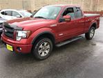 2013 Ford F-150 FX4, Crew Cab, Automatic, Tow Package, Back Up Cam in Burlington, Ontario
