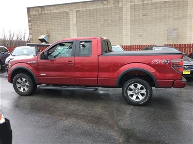 2013 ford f 150 fx4 crew cab automatic tow package back up cam burlington ontario used. Black Bedroom Furniture Sets. Home Design Ideas