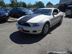 2012 Ford Mustang V6 6PD MANUAL in Scarborough, Ontario