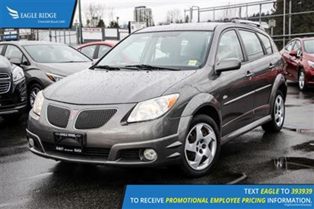 2007 pontiac vibe base coquitlam british columbia used. Black Bedroom Furniture Sets. Home Design Ideas