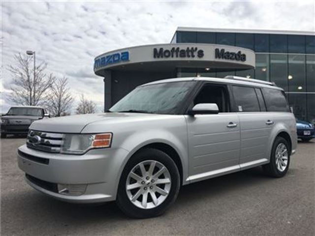 used 2009 ford flex sel awd 3 5l v6 seats 7 barrie. Black Bedroom Furniture Sets. Home Design Ideas
