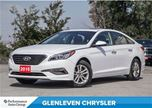 2016 Hyundai Sonata GLS, Sunroof, Push Button Start, Backup sensors in Oakville, Ontario