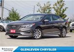 2015 Hyundai Sonata Sport, Push Button start, Sunroof, Heated seats in Oakville, Ontario