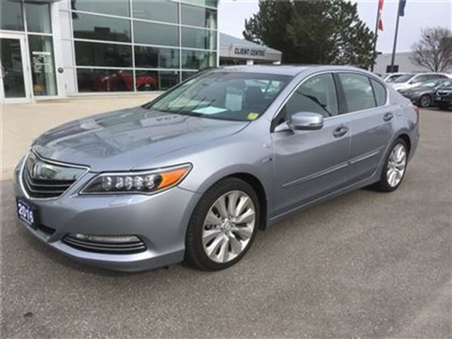 2016 ACURA RLX Tech, GPS in London, Ontario