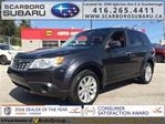 2012 Subaru Forester 2.5X Touring PKG,  FROM 1.9% FINANCING AVAILABLE, in Scarborough, Ontario