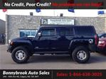 2007 HUMMER H3 Base 4x4 with dvd Player in Calgary, Alberta