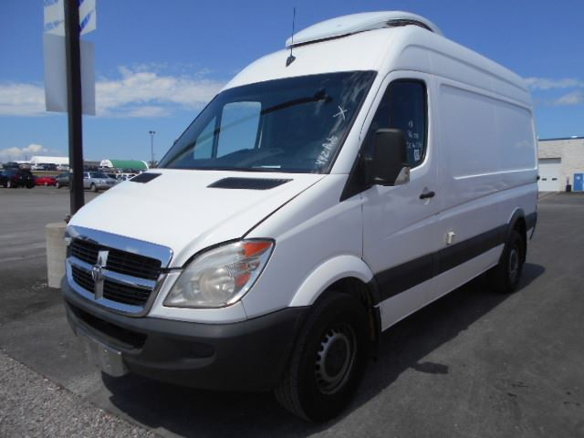 Used dodge sprinter in toronto autos weblog for Mercedes benz sprinter canada