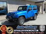 2014 Jeep Wrangler Rubicon*4x4/Lthr in Winnipeg, Manitoba