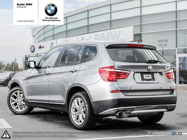 2013 bmw x3 xdrive28i oakville ontario used car for sale 2573971. Black Bedroom Furniture Sets. Home Design Ideas
