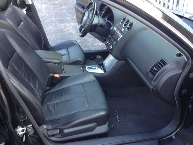 2012 Nissan Altima 2 5 Sl Sunroof Leather Black For 12995