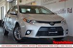 2014 Toyota Corolla LE PREMIUM PACKAGE LEATHER ALLOYS & MOONROOF in London, Ontario