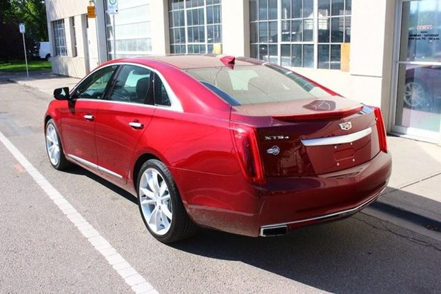 2016 cadillac xts v sport twin turbo awd low km loaded finance available edmonton alberta. Black Bedroom Furniture Sets. Home Design Ideas
