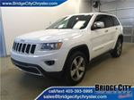2015 Jeep Grand Cherokee Limited- Leather Heated Seats, NAV in Lethbridge, Alberta