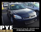 2010 Chevrolet Impala LT in Truro, Nova Scotia