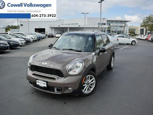 2011 MINI COOPER Countryman Base in Richmond, British Columbia