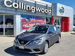 2016 Nissan Sentra S w/CVT & A/C PKG'S *NEW* in Collingwood, Ontario