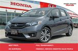 2016 Honda Fit EX-L Navi w/Navigation Sunroof Leather Blind Spot in Whitby, Ontario