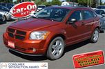 2008 Dodge Caliber SXT SUNROOF LOADED in Ottawa, Ontario