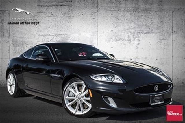 2013 jaguar xk series xkr toronto ontario used car for sale 2575779. Black Bedroom Furniture Sets. Home Design Ideas