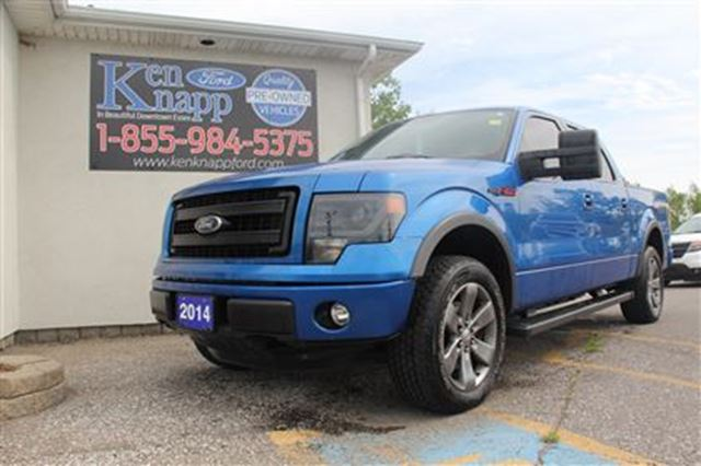 2014 ford f 150 fx4 essex ontario used car for sale 2575684. Black Bedroom Furniture Sets. Home Design Ideas