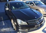 2013 Mercedes-Benz C-Class 4dr Sdn C63 AMG RWD in Vancouver, British Columbia
