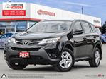 2013 Toyota RAV4 LE Competition Certified, One Owner, No Accidents, Toyota Serviced in London, Ontario