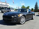 2017 Fiat Spider Lusso-navigation, back up camera in Belleville, Ontario