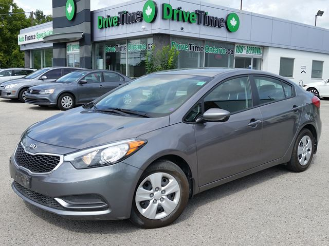 2016 kia forte lx grey drive time. Black Bedroom Furniture Sets. Home Design Ideas