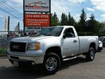 2011 GMC Sierra 2500  REGULAR CAB 4X4 DURAMAX DIESEL **JUST ARRIVED** in Ottawa, Ontario