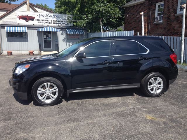 2015 chevrolet equinox ls gm warranty up to 160 000 kms. Black Bedroom Furniture Sets. Home Design Ideas